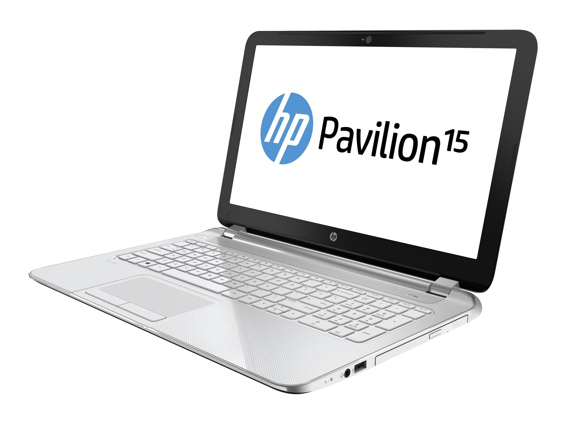 HP Pavilion 15-N207nr AMD QC A6-5200 2.0GHz 8GB 750GB DVD SM bgn NIC BT WC 4C HD8400 15.6 HD W8.1-64, F5Y81UA#ABA