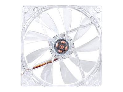 Thermaltake Pure 14 LED Blue Case Fan, 140x140x25mm, CL-F014-PL14BU-A, 17827071, Cooling Systems/Fans