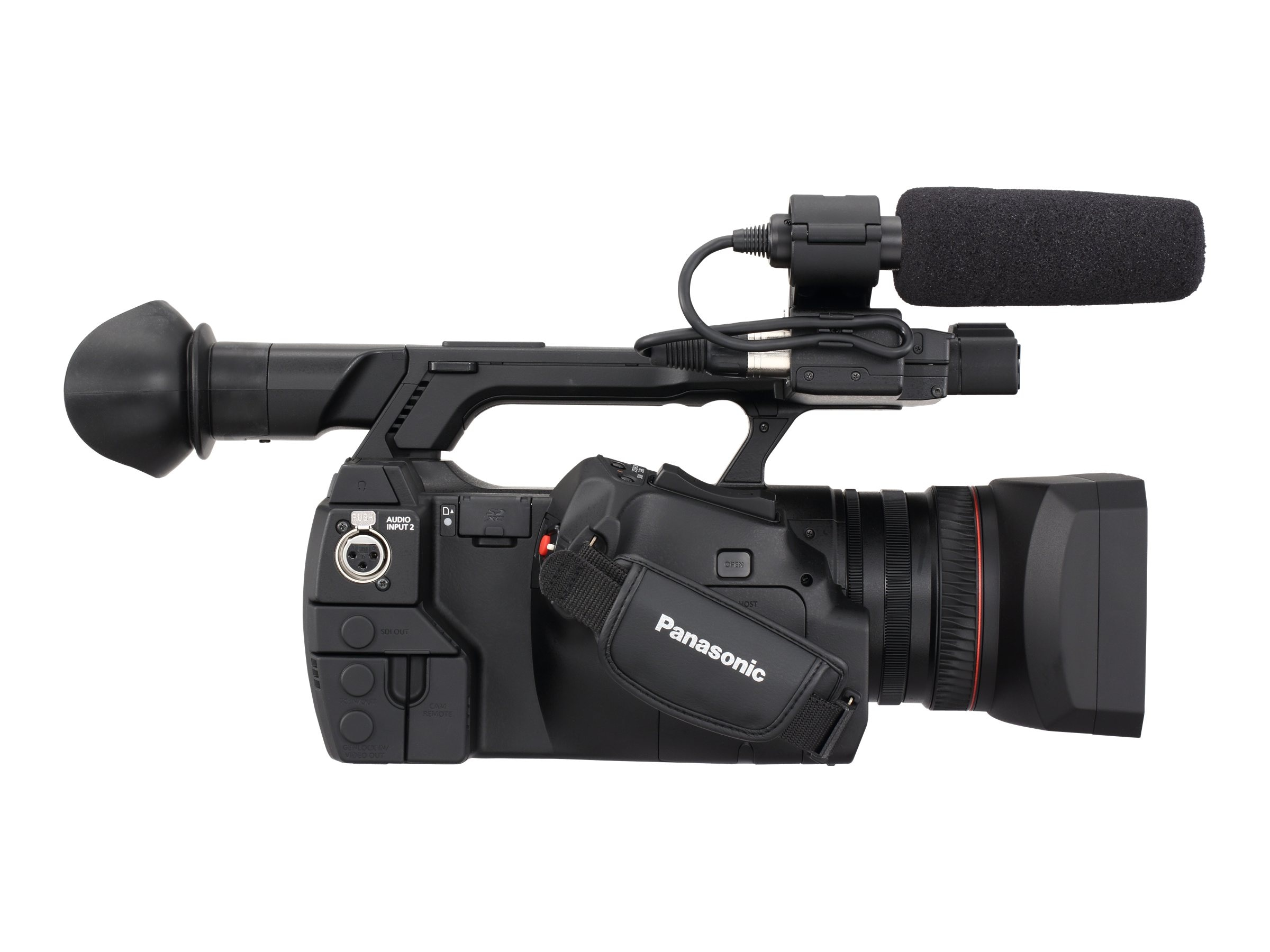 Panasonic Handheld P2 HD Camcorder with AVC-ULTRA Recording, AJ-PX270PJ