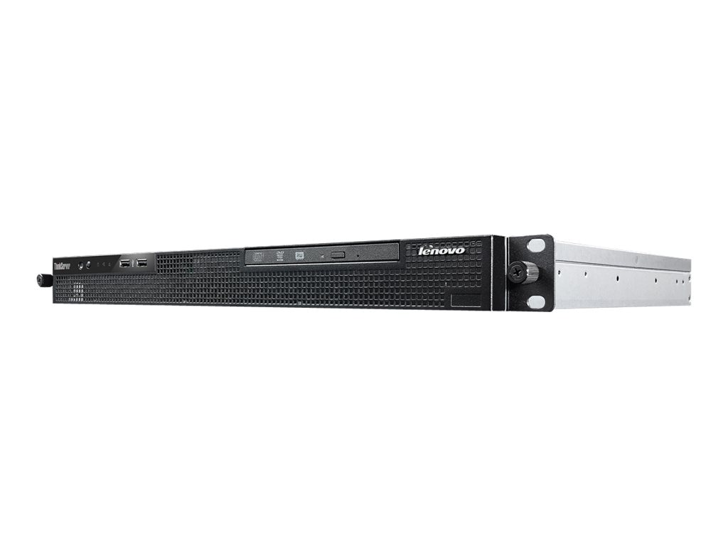 Lenovo ThinkServer RS140 Xeon E3-1226 v3 4GB RAID100, 70F9001NUX, 30642784, Servers