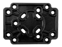 Ram Mounts 75x75mm VESA Adapter Plate, Black