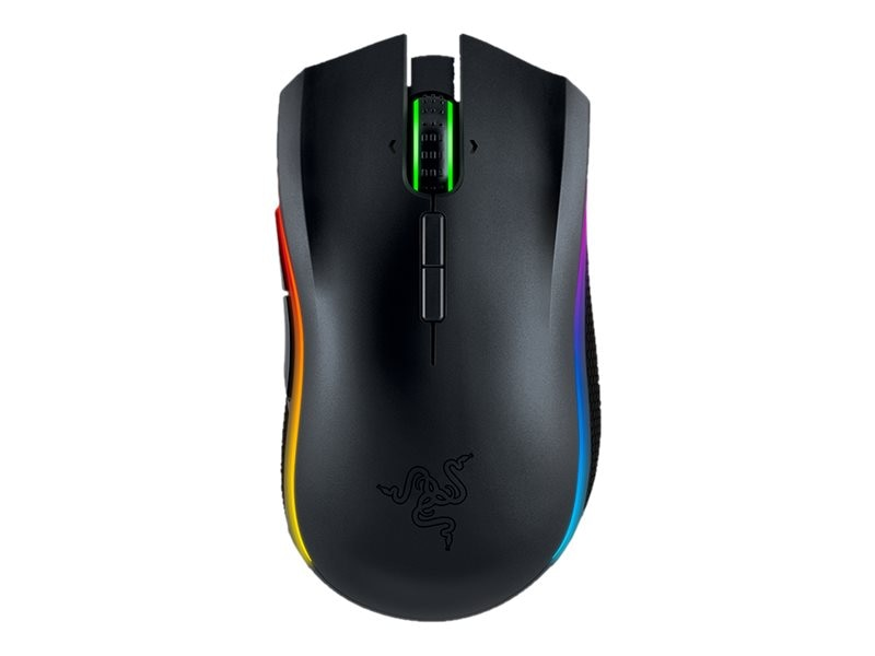 Razer Mamba Chroma Ergonomic Gaming Mouse, RZ01-01360100-R3U1, 30597119, Mice & Cursor Control Devices