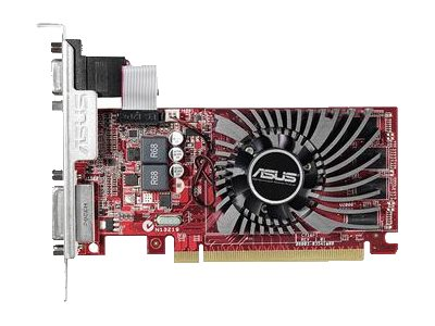 Asus Radeon R7 240 PCIe 3.0 Graphics Card, 2GB DDR3, R7240-2GD3-L