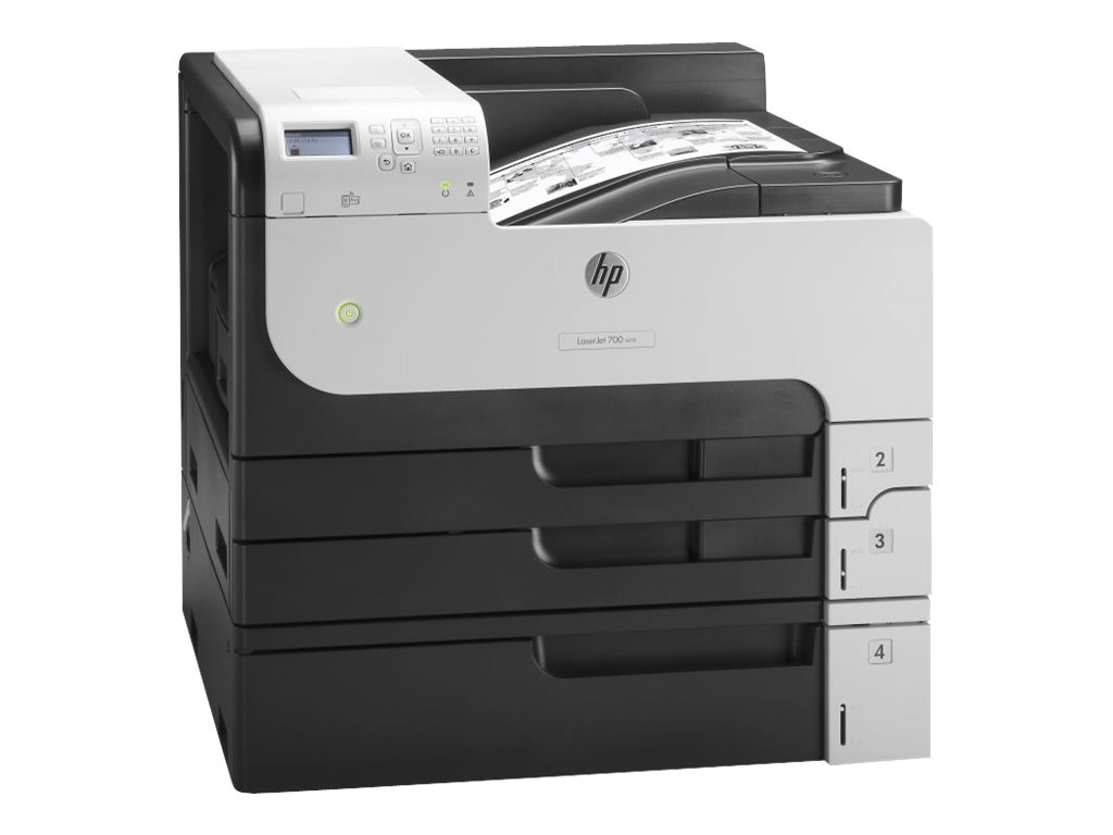 HP LaserJet Enterprise 700 M712xh Printer, CF238A#BGJ