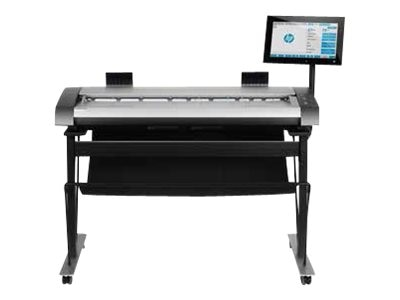 HP DesignJet HD Pro Scanner Sheetfed 1200dpi 42 Scan Width 6 sec Color Scan Speed, G6H51B#B1K, 30899424, Scanners