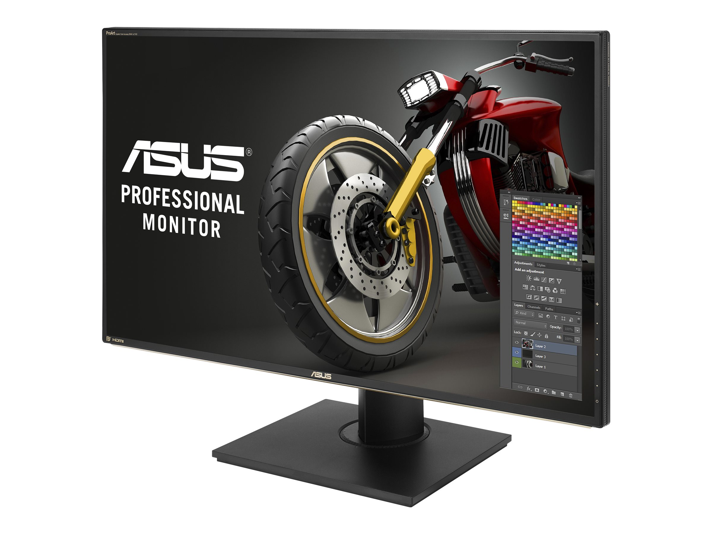 Asus 32 PA329Q 4K Ultra HD LED-LCD Monitor, Black, PA329Q