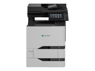 Lexmark CX725dthe Multifunction Color Laser Printer, 40C9502