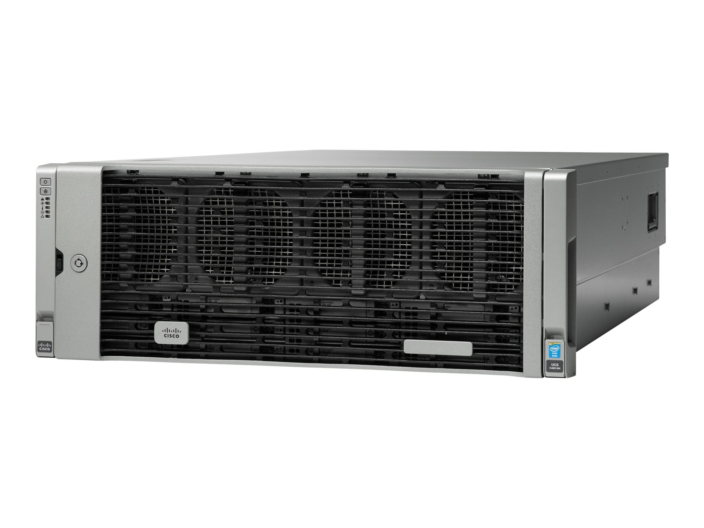 Cisco Barebones, UCS C460 M4 Base with Rails