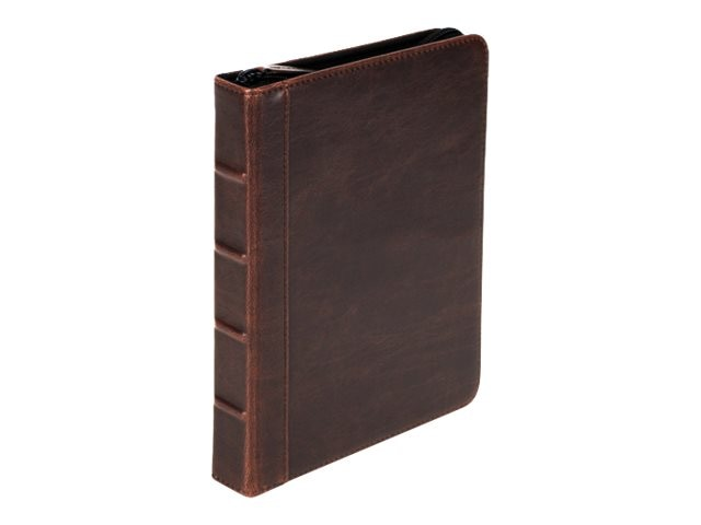 Samsill Vintage Hardback Tablet Cases 10 Brown, 35026, 19505586, Carrying Cases - Other