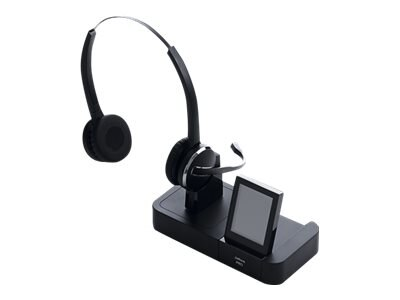 Jabra PRO 9460 Duo Headset Only, 14401-03