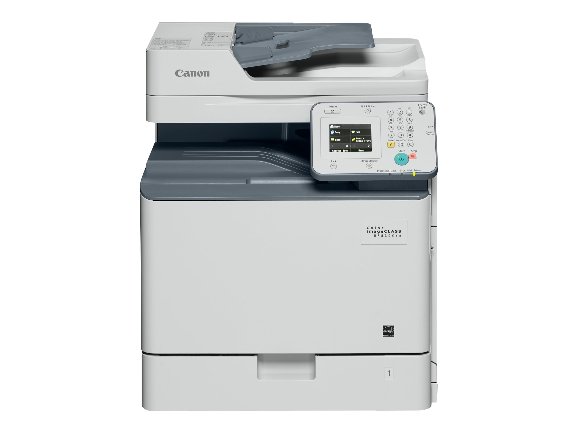 Canon Color imageCLASS MF810Cdn Laser MFP, 9548B001, 18366254, MultiFunction - Laser (color)