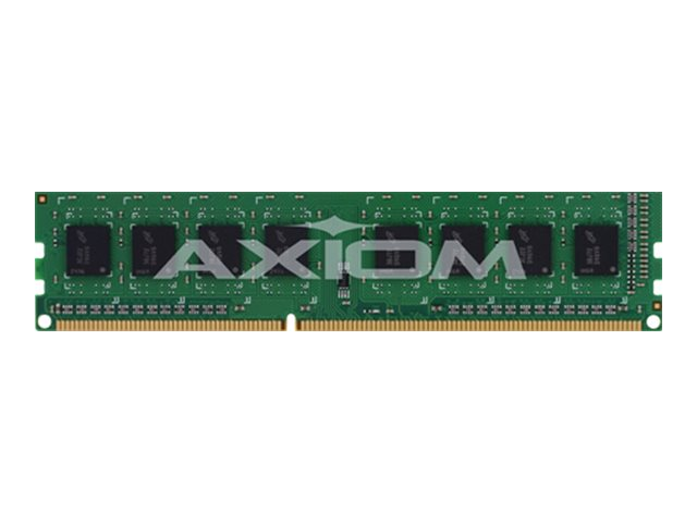 Axiom 4GB PC3-12800 240-pin DDR3 SDRAM UDIMM for Select ThinkCentre, ThinkStation Models