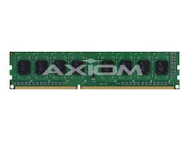 Axiom 4GB PC3-12800 240-pin DDR3 SDRAM UDIMM for Select ThinkCentre, ThinkStation Models, 0A65729-AX, 14512859, Memory