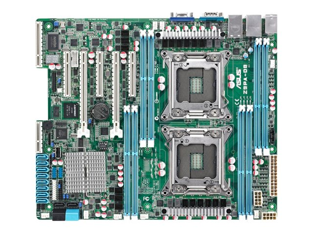 Asus Motherboard Z9PA-D8 with Effective Management Upgrade Kit ASMB6-IKVM