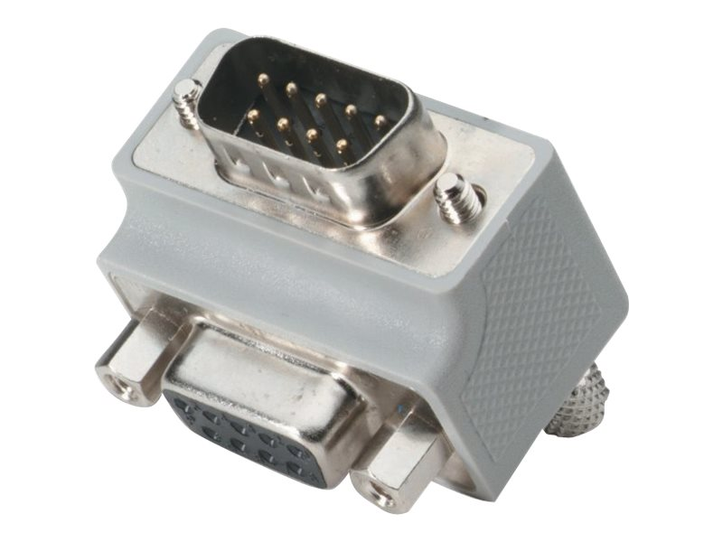 Black Box Right-angle DB-9 Adapters, Cable Exit 2
