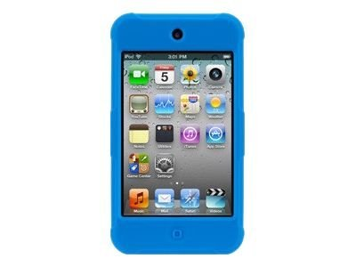 Griffin Survivor Skin Rugged case for Touch 4G Blue