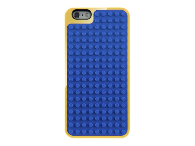 Belkin LEGO Builder Case for iPhone 6 Plus, Yellow, F8W649BTC00, 18842151, Carrying Cases - Phones/PDAs