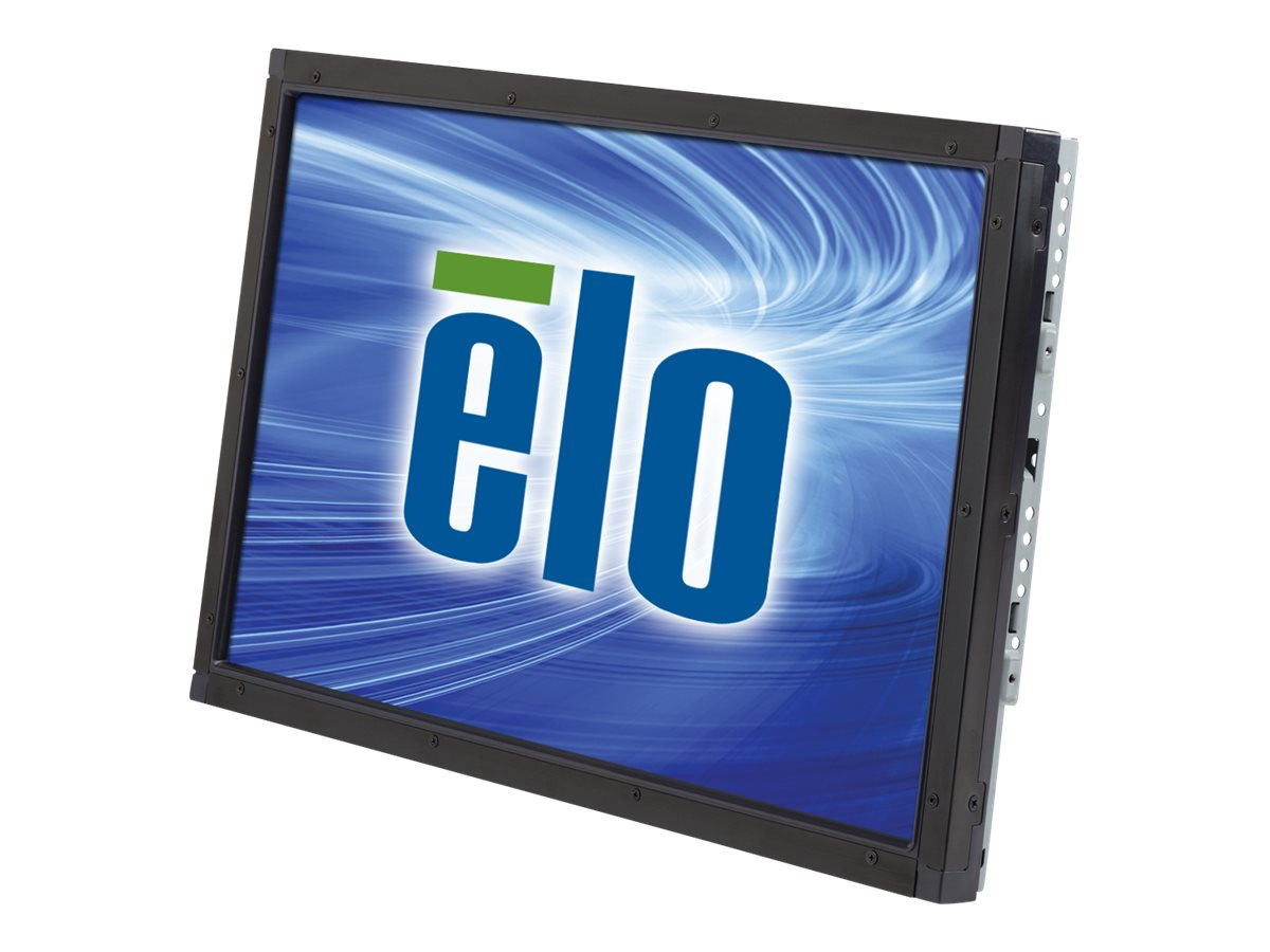 ELO Touch Solutions 19 1938L Intellitouch LCD Widescreen Monitor, E965017, 9187027, Monitors - LCD
