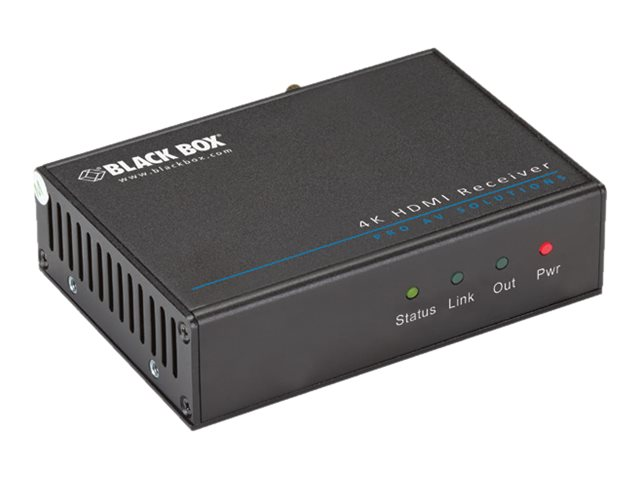 Black Box RS-232 Receiver