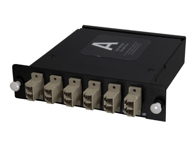 C2G Q-Series 12-Strand MTP-LC Multimode, 50 125 Module, 39131, 10077298, Premise Wiring Equipment