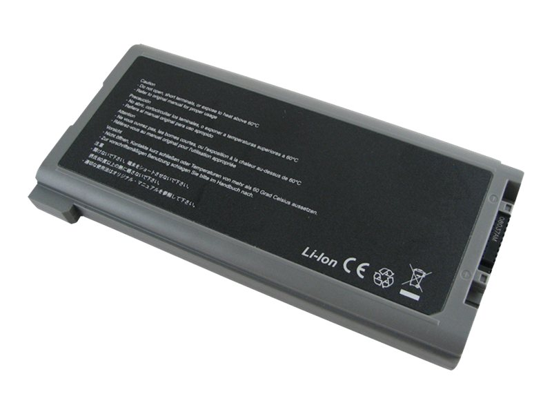 V7 Battery 9-cell for Panasonic Toughbook CF-30 F-VZSU46 CF-VZSU46U, PAN-CFVZSU46AUV7, 16190291, Batteries - Notebook