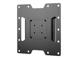 Peerless SmartMount Universal Flat Wall Mount for 22-40 Displays, Black, SF632P, 7216111, Stands & Mounts - AV