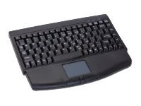 Solidtek Mini w  TouchPad USB, KB-540BU, 9165661, Keyboards & Keypads