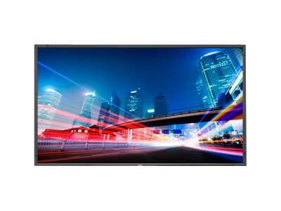 NEC 55 P553 Full HD LED-LCD Monitor, Black with Integrated Digital Media Player, P553-DRD