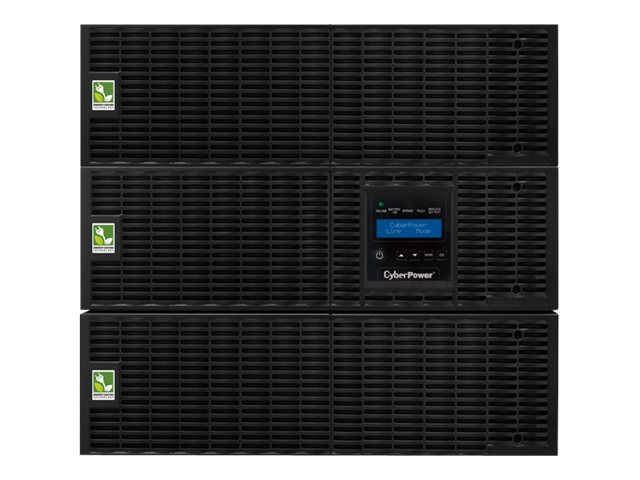CyberPower Smart App Online 8,000VA 7200W 9U R T Pure Sinewave UPS, (18) Outlets, Instant Rebate - Save $100, OL8000RT3UTF