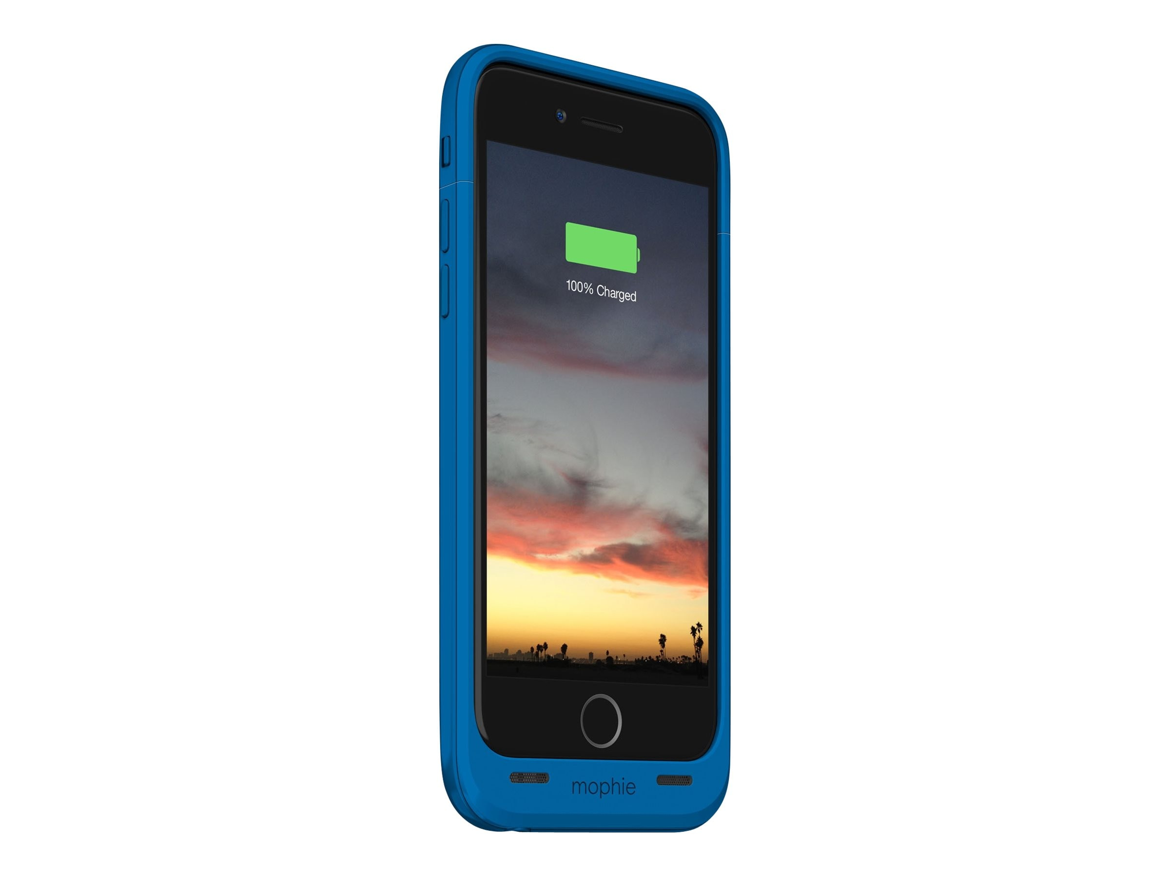 Mophie Juice Pack Air for iPhone 6s 6, 2750mAh, Blue, 3047JPAIP6BLU