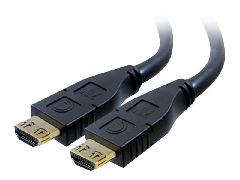 Comprehensive Pro AV IT Series High Speed HDMI 24 AWG with ProGrip, SureLength, CL2P Cable, 75ft, HD-HD-75PROP, 16516141, Cables