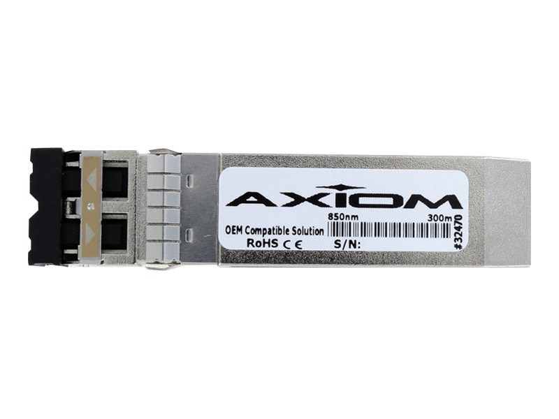 Axiom 10GBASE-SR SFP+ Module for IBM, 68Y6923-AX, 15752045, Network Transceivers