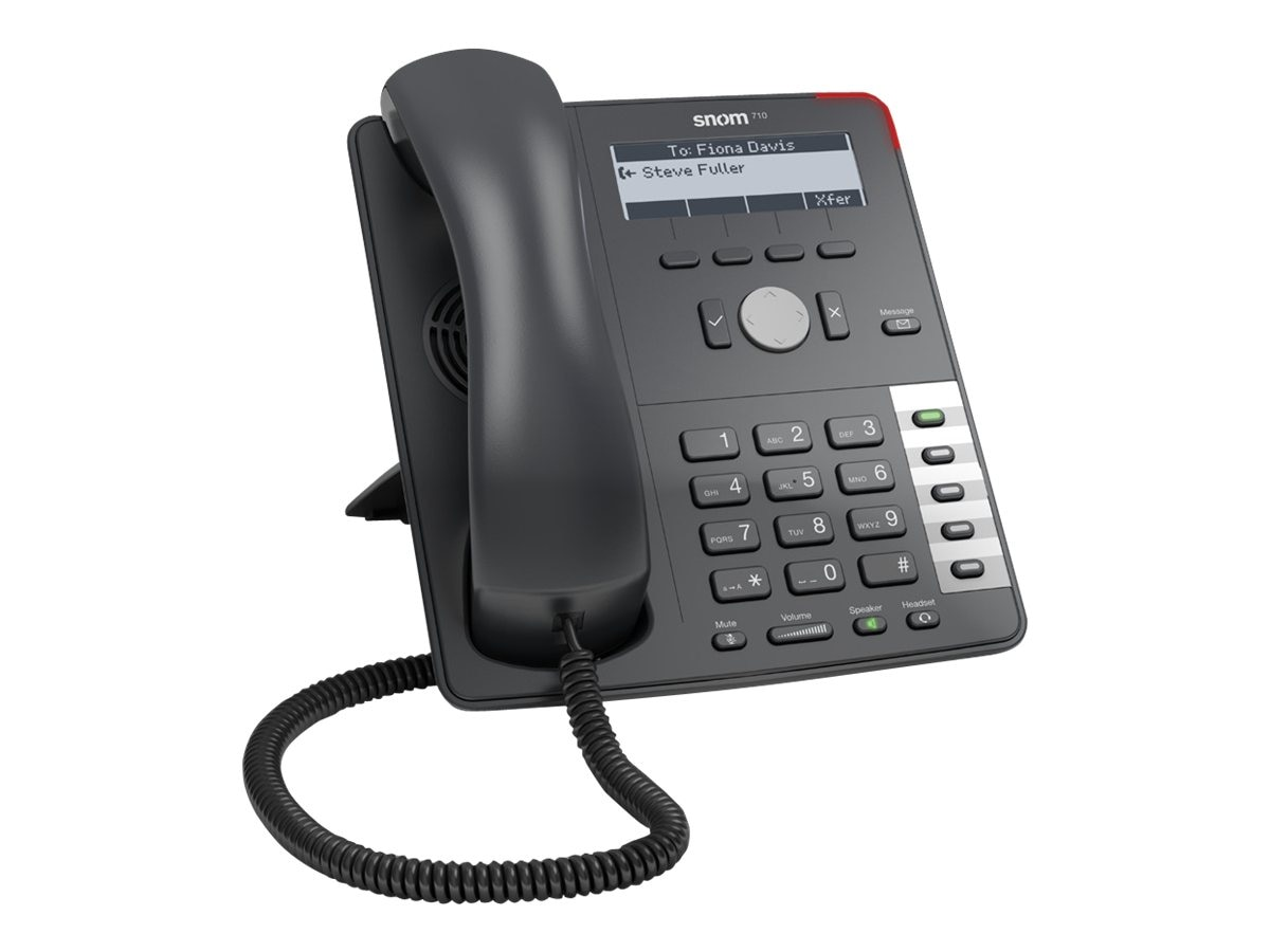 Snom Snom 710 Business Phone, 2793, 15169909, Telephones - Consumer