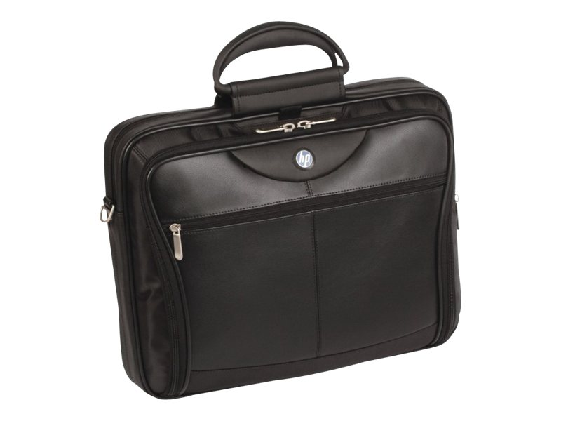 HP Executive Leather Nylon Case, PA845A, 5905888, Carrying Cases - Notebook