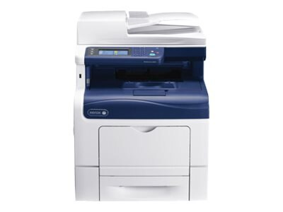 Xerox 6605 N Color Multifunction Printer, 6605/N