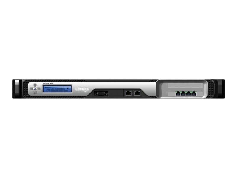 Citrix Corp. Access Gateway MPX 5500 Appliance 4-port 10 100 1000, EW3Z0000432, 13142956, Network Security Appliances