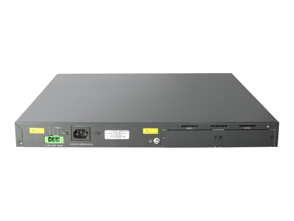 HPE A5500-24G-POE+ EI TAA Switch w  2 Interface Slots, JG252A#ABA
