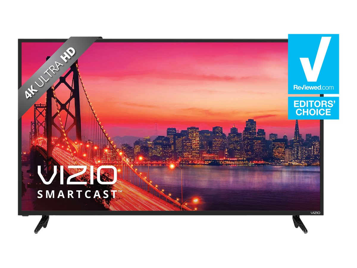 Vizio 55 E55U-D2 Ultra HD LED-LCD TV, Black