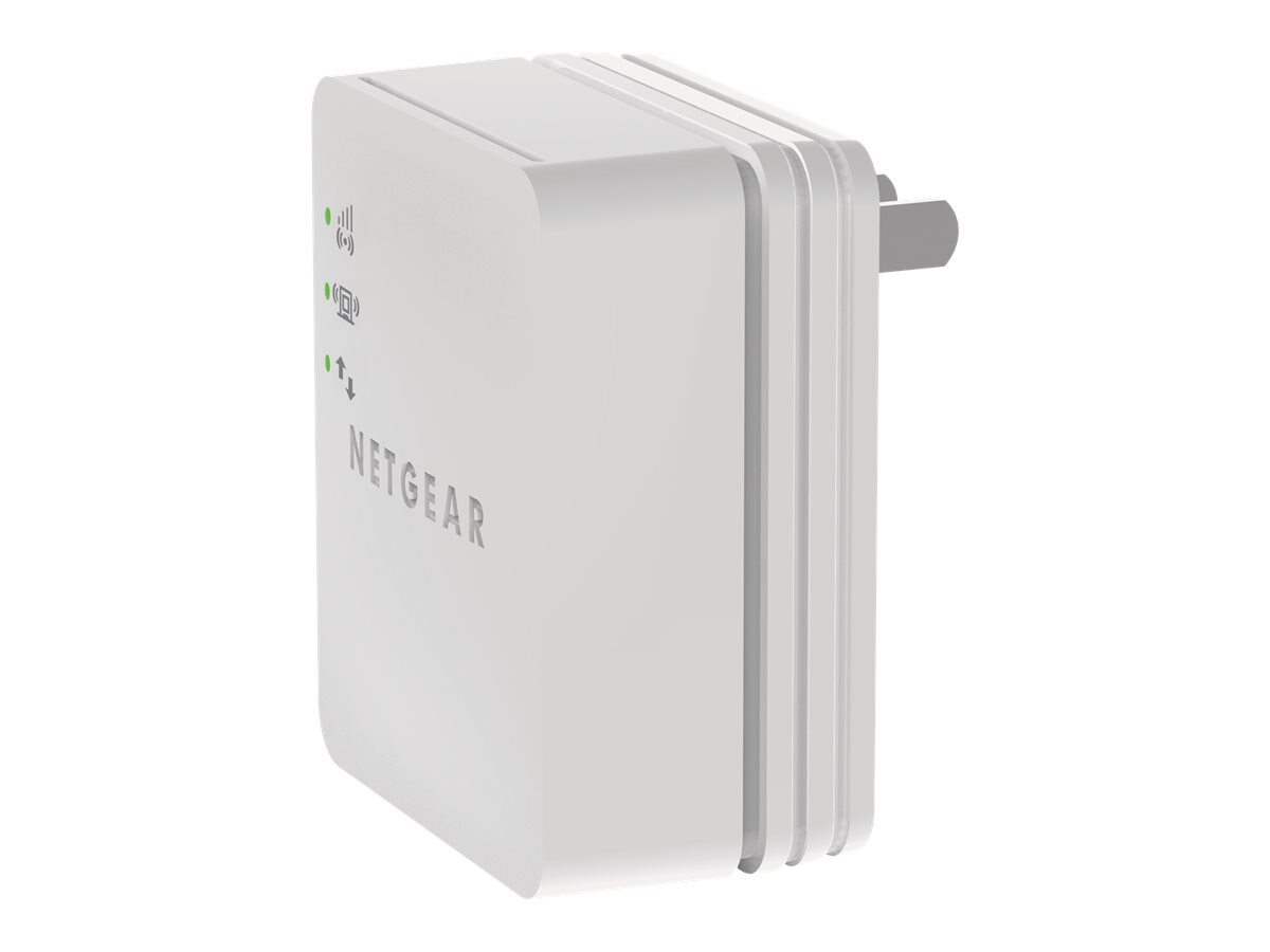 Netgear WiFi Booster for Mobile, WN1000RP-100NAS