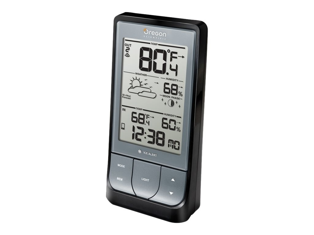 Oregon Scientific Weather@Home BT Wireless Weather Station, BAR218HG, 31434477, Environmental Monitoring - Outdoor