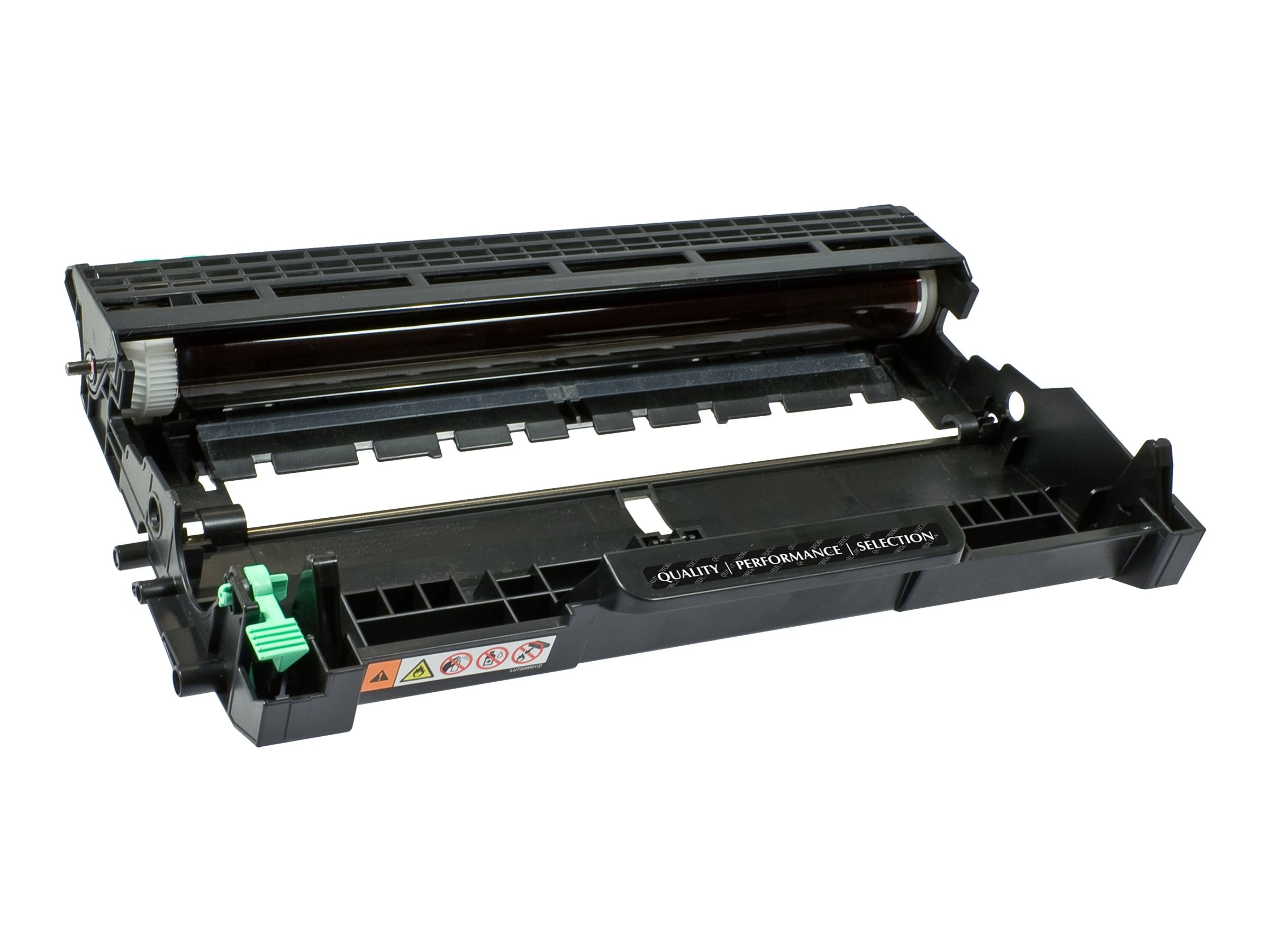 V7 DR420 Replacement Drum Unit for Brother, V7DR420, 17341573, Toner and Imaging Components
