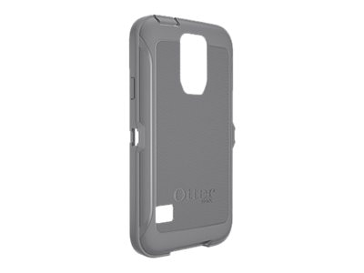 OtterBox Defender Series Slip Cover for Samsung Galaxy S5, Gunmetal Gray, 78-42325, 18622529, Carrying Cases - Phones/PDAs
