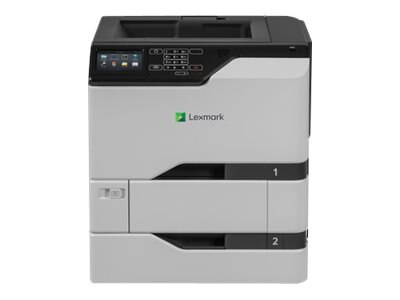 Lexmark CS720dte Color Laser Printer, 40C9101
