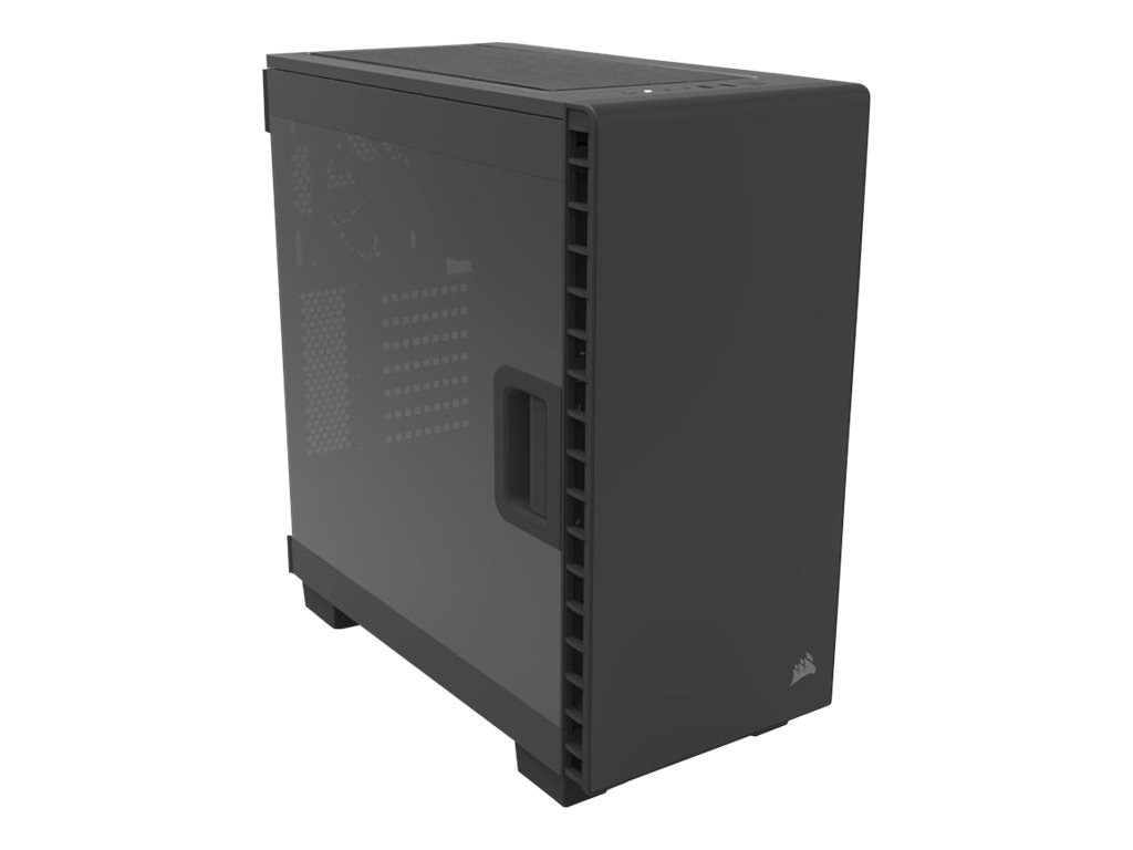 Corsair Chassis, Carbide Clear 400C ATX Tower, CC-9011081-WW, 30977744, Cases - Systems/Servers