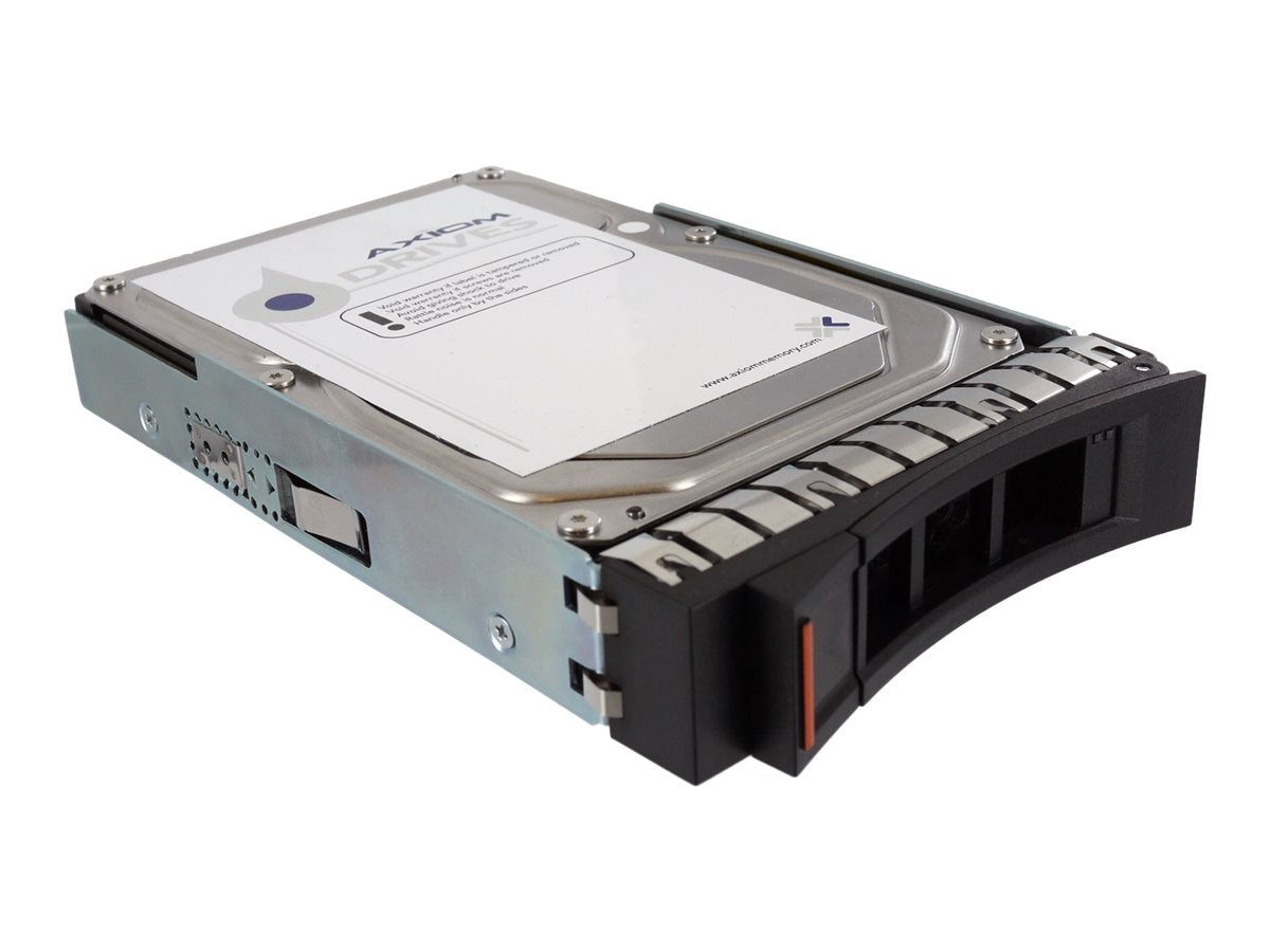 Axiom 2TB SATA 6Gb s 7.2K RPM LFF Hot Swap Hard Drive, 00FN113-AXA
