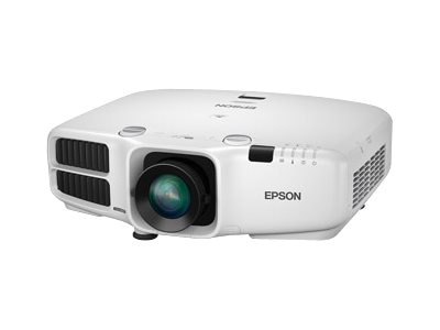 Epson PowerLite Pro G6150 XGA 3LCD Projector, 6500 Lumens, White with Standard Lens, V11H509020, 16113421, Projectors