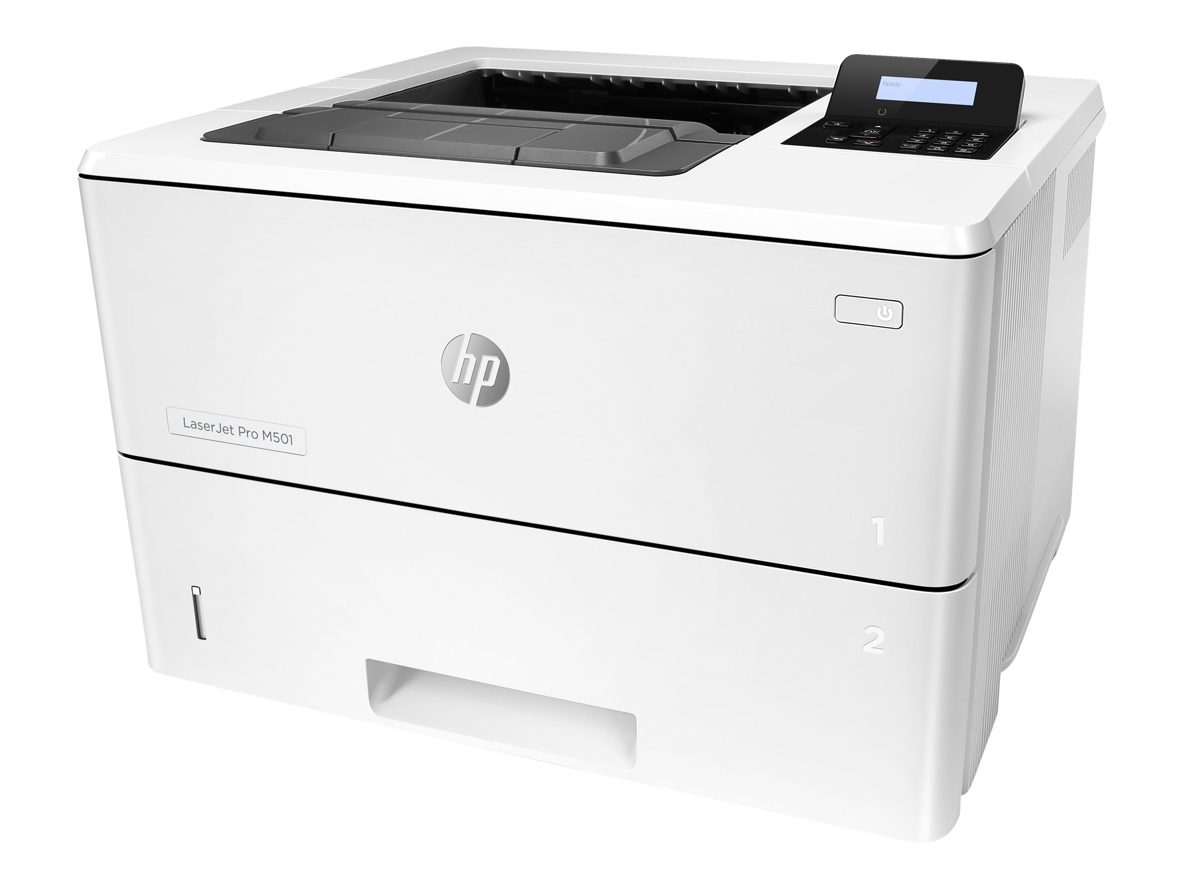 HP LaserJet Pro M501dn Office Black & White Laser Printer, J8H61A#BGJ, 31832846, Printers - Laser & LED (monochrome)