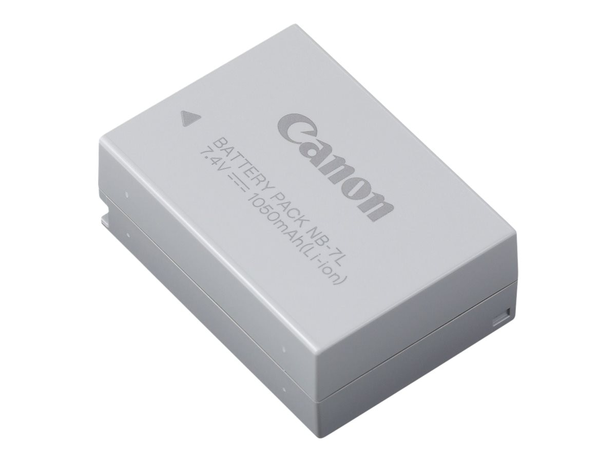 Canon Battery, Lithium-ion, NB-7L