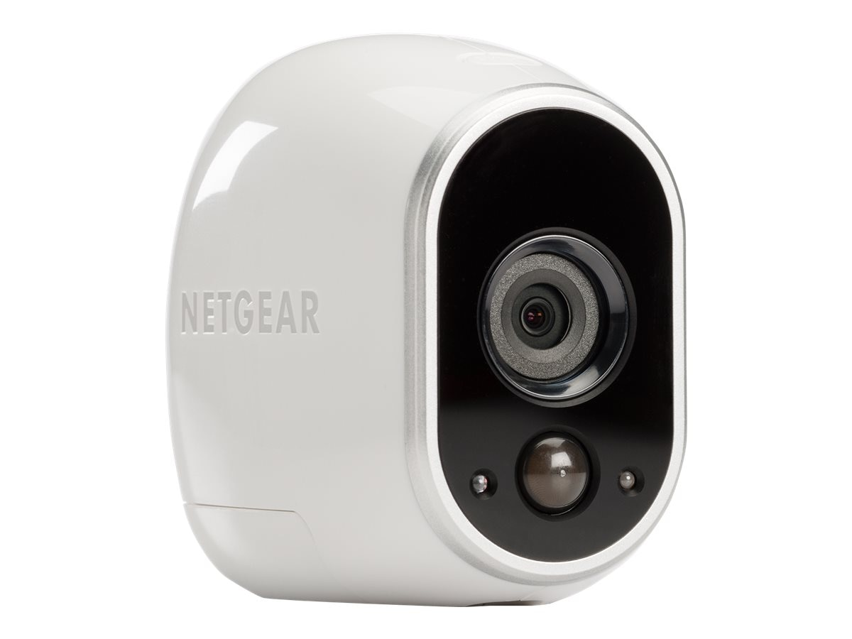Netgear Smart Home Single HD Camera Wireless Security System, VMS3130-100NAS, 18661835, Cameras - Security