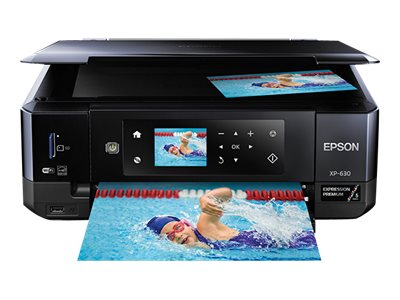 Epson Expression Premium XP-630 Small-in-One All-in-One Printer, C11CE79201